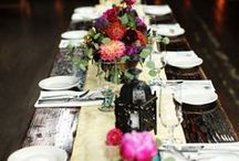 Farm Tables / Party Reflections has Farm Tables.  Check out the many ways to bring that rustic charm to your next event!