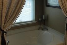 Bathrooms....