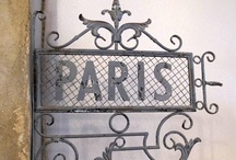 Paris and all things French / Who doesn't love Paris? Provence? An amazing city of lights, country filled with dreams, romance, art, culinary excellence and adventure... / by Leslie Yeung