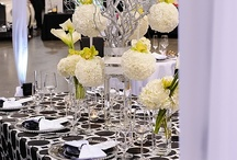 The Bridal Showcase -- August 2012 / Proud Sponsor of The Bridal Showcase and delighted to work directly with Lily Greenthumb's and Cheescake Etc to bring the design of our booth come alive.