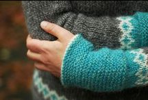 knitting / Patterns, inspiration