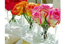 Glass Vases / Did you know that Party Reflections has a variety of glass vases for rent for your next big event.  You don't have to buy all of your vases if you are making your own centerpieces.  Rent the vases from us and then you won't have to figure out what to do with all of them when your event is over!
