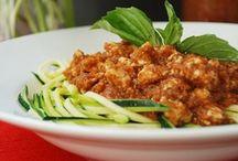 Paleo Noodle Dishes