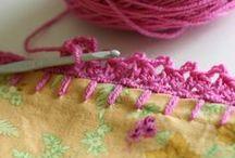 Crochet rugs/throws