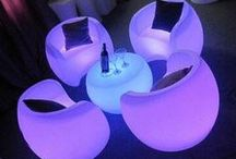 LED Furniture of the Future