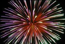 Flashing 4th of July