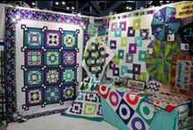 Quilts_BOMs / Clubhouses, Block of the Months or Quilt Studies that I am doing or have done / by Lisa M