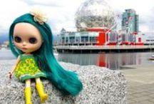BlytheCon Vancouver / Images depicting the beautiful city of Vancouver - host of the 2015 BlytheCon