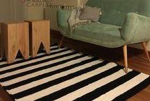 Colección TRAMAS / Design Carpets Alfombras - Colección TRAMAS tejidas en Telar en 100% Lana a pedido