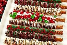 Treats for the Holidays / One of the best parts of the holiday season is baking delicious treats with family and friends. This year, experiment and bake more than cookies! / by Central Restaurant Products