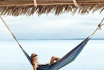 Inspiration sieste sur la plage ✨