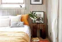 home // master bedroom / Bedroom Ideas  / by Amy Boone