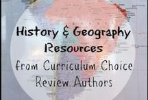 History & Geography / #homeschool history and geography reviews