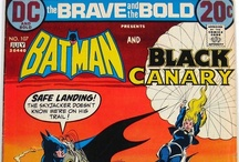 Brave and the Bold / http://tinyurl.com/ebaymadandcracked / by Jean De La Garza
