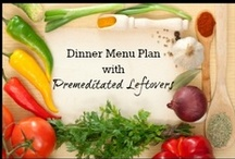Simple and/or Slow Cooker / Easy meal options for homeschool families. Including menu plans. Also see our board for homeschool lunch ideas.