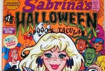 Archie Comics (Other) / http://tinyurl.com/ebaymadandcracked / by Jean De La Garza