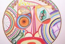 Art Therapy—Expressive Arts / The creative process involved in expressing one's self can help people to resolve issues as well as develop and manage their behaviors and feelings, reduce stress, and improve self-esteem and awareness. Don't forget to also check-out my web page KayTrotter.com. CONTENT IS RESOURCES ONLY AND SHOULD NOT BE CONSIDERED MEDICAL ADVICE