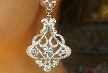 Wedding Day Jewelry / A special day calls for extra special jewelry. Sparkle with the best!