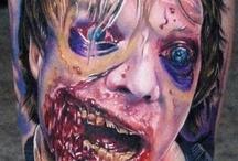 Zombie Art / by Countdown 2 Doomsday