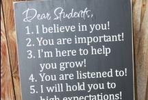 teacher organization/behavior management
