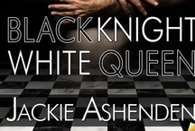Black Knight, White Queen (The Chessman) / by Jackie Ashenden