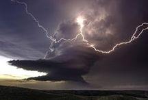 Storm, Cloud & Lightening