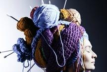 Yarn, macrame, beads......