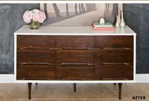 Furniture Makeovers / by Stephanie Padilla