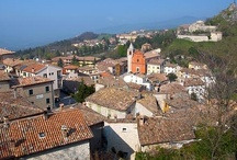 Italy / Pennabilli, Italy : Sites, scenes, and people of our town.....