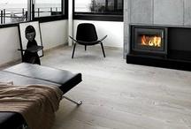 White Polar Flooring