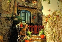 """My Sister's Vacation in Tuscany / Since the wedding of her beautiful daughter Christine, my poor sister has nothing to do on Pinterest.  Help her find some wonderful things from the land she is so hoping to visit one day soon.  Maybe this will encourage her to live """"Under the Tuscan Sun"""" for a week....Love you Cheryl!  / by Pamela Newman"""