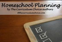 Homeschool Planning and Scheduling / How to plan, examples of homeschool schedules, planning subjects, planning days. Scheduling and planning resources and reviews.