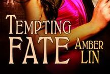 My Books: Tempting Fate / Tempting Fate is a sexy novella releasing August 6th! Find out more here: http://www.authoramberlin.com/books/tempting-fate/