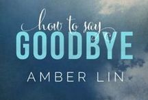 My Books: How To Say Goodbye