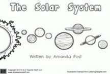 For the love of kids: Solar System / by Brittany Shields