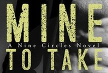 Mine to Take (Nine Circles #1) / by Jackie Ashenden