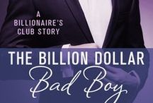The Billion Dollar Bad Boy AKA The Playboy in the Limo / by Jackie Ashenden