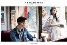 #LoveHype - Our first campaign! / Hype Direct's summer campaign #lovehype captures the essence of a summer romance and one girl's quest to bag the man of her dreams.. / by Hype Direct