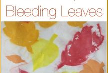 For the love of kids: Fall themes / by Brittany Shields