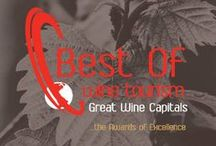 Best Of 2014 | Great Wine Capital Winners / This board shows beautiful photos of our 2014 Best Of Wine Tourism winners... You can just click and visit their website!  / by Great Wine Capitals