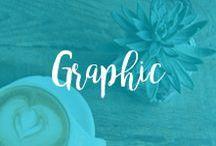 Graphic | Grafika / Projektowanie graficzne, to co mnie inspiruje i pobudza.