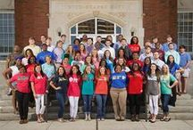 Fraternity and Sorority Life at JSU / Interested in a Fraternity or Sorority at JSU? Then this board is for you! Learn about all of the wonderful things our Greek system does and see some familiar faces! http://www.jsu.edu/studentlife/greek/index.html