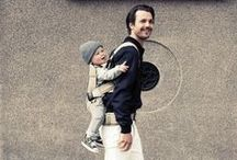 Kids in the city / Make the city more kid-friendly, use a baby carrier for the next family stroll.
