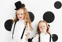 Dots / Polka dots everywhere! Have a look at our black and white limited edition collection Dots by Karin. Baby carriers and baby bouncers from BABYBJÖRN covered in happy dots with a spot-on result.