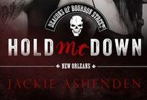 Hold Me Down (Deacons of Bourbon St #3)