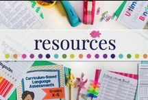 TPT Products / All about my very own Teachers Pay Teachers Products!