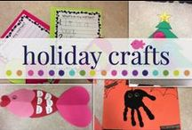 Holiday Crafts / Crafts for holidays
