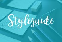 Styleguide / Przykładowe przewodniki po stylu strony, aplikacji czy brandingu