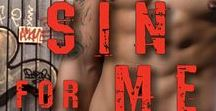 Sin For Me (Motor City Royals #3)