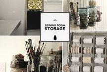 crafty keeping / storage ideas
